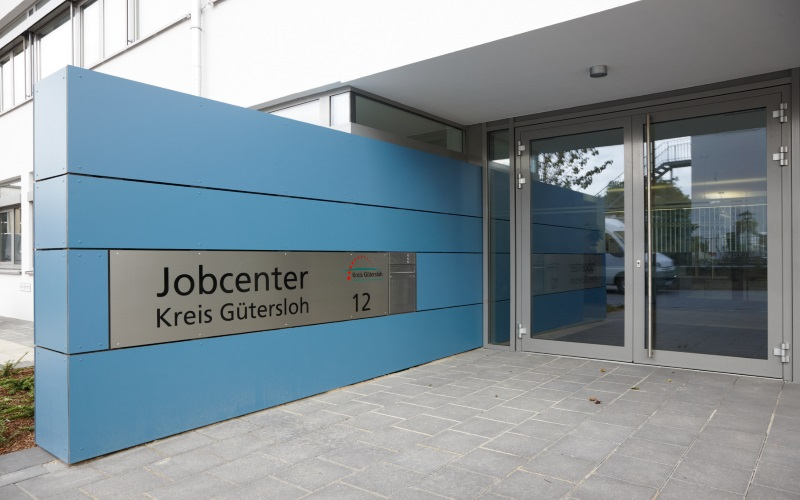 Jobcenter | Halle/Westf.